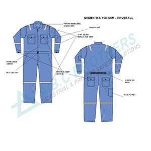 Fire Retardant Protective Clothing