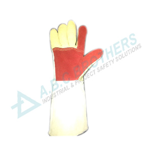 Soft leather Hand Gloves